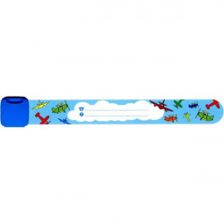 SOS-Armband blauen Flugzeuge